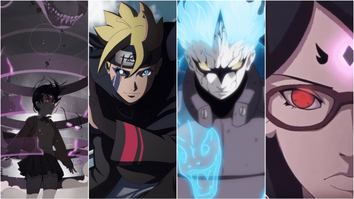 BORUTO Weakest To Strongest Ninjas