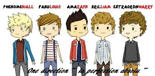 One direction ~ la perfection absolu ~ | Facebook