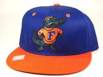 Casquette Neuve Ajustable Officielle NCAA - Florida Gators Snapback - Casquette Bleue/Orange: Amazon.fr: Bienvenue
