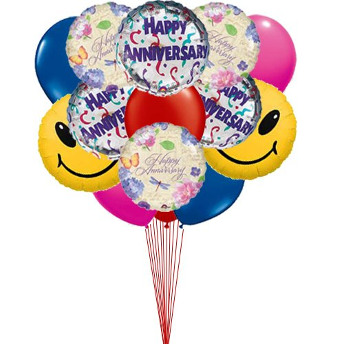 Balloon Bouquets Delivery Online with Low Cost