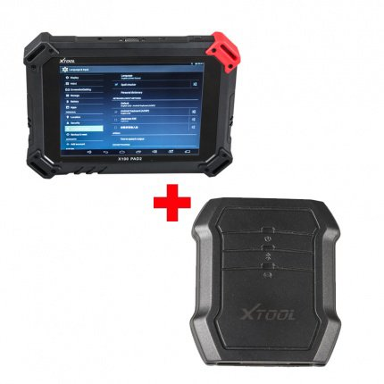 US$799.00 - XTOOL X-100 PAD2 Special Functions Plus Xtool X100C for iOS and Android Auto Key Programmer