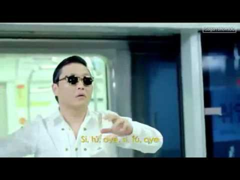 PSY Gangnam Style // CLIP OFFICIEL //