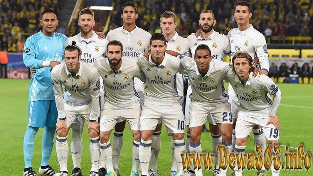 Catatan Menarik Di Balik Produktivitas Gol Real Madrid Musim Ini