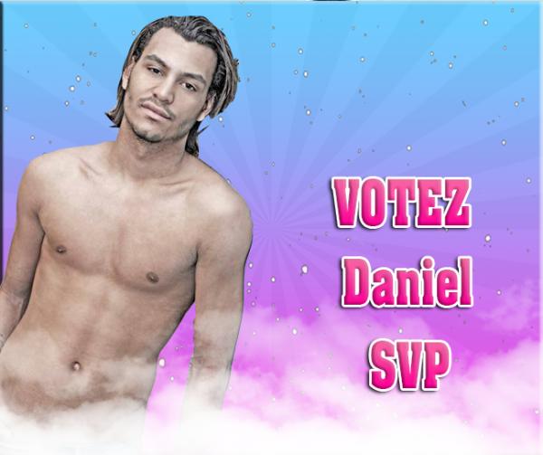 Nominations 1 Votez Daniel S'il vous plait