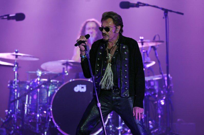 Johnny Hallyday chronique les temps difficiles dans son nouvel album