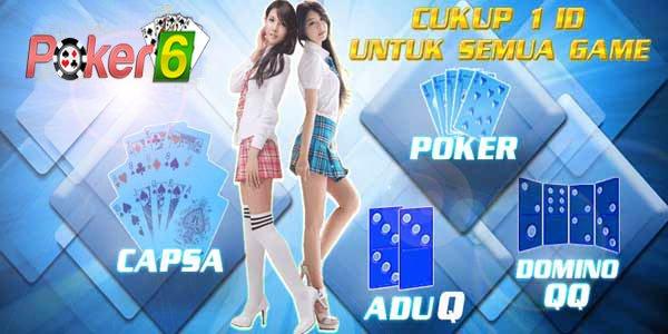 Game Domino Online di Agen Judi Domino Deposit 10rb