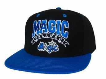 Casquette Neuve Ajustable Officielle NBA - ORLANDO MAGIC Snapback - Casquette Noire/Bleue - EDITION LIMITEE: Amazon.fr: Bienvenue