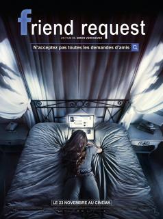 FRIEND REQUEST 2016 streaming film complet vf - cineiz