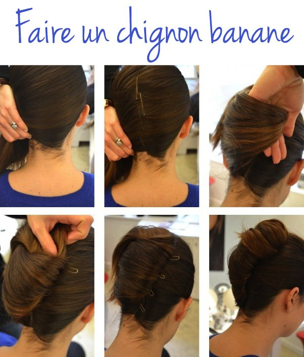 comment faire un chignon banane!!! - mlle-divinecuts.over-blog.com