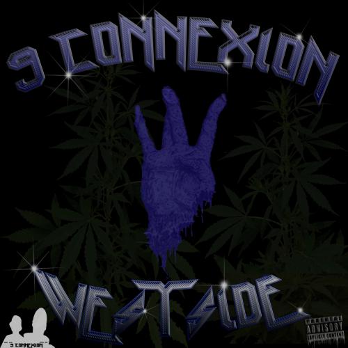 """9 Connexion """"West Side EP"""" (2016) - 9 Connexion (Jon.Es954 & HDI MC)"""