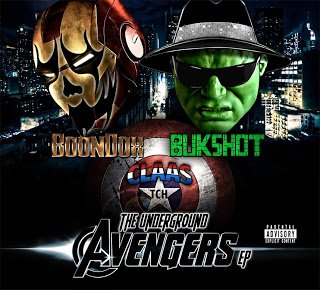 All Hip Hop Archive: The Underground Avengers - EP