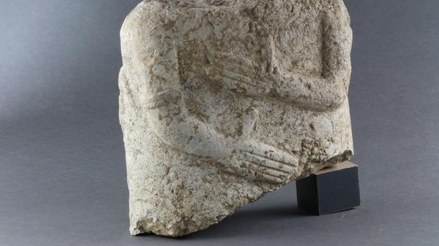 D'intrigantes statues gauloises découvertes dans le Loiret