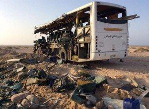 Egypte : Au moins 30 morts dans une collision d'autocars - Koaci Infos