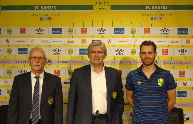 LA SECTION FEMININE DU FC NANTES VEUT REJOINDRE LA D1 LE PLUS RAPIDEMENT POSSIBLE - 20 Minutes