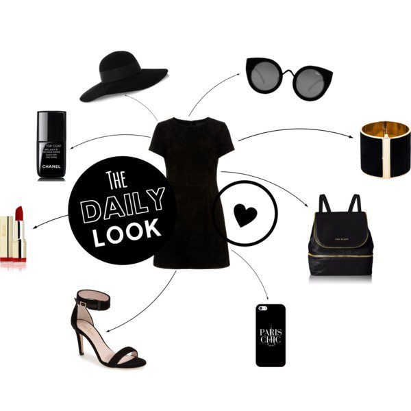 The Daily Look #BacktoBlack