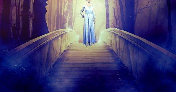 Les situations les plus propices aux visites des esprits ou anges...
