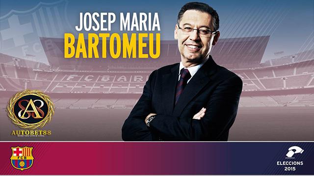 Josep Bartomeu Sudah Tidak Mendapat Dukungan Dari Para Pemain
