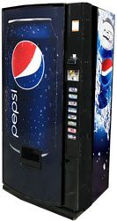 Refurbished Vending Machines, Vending business, vending parts