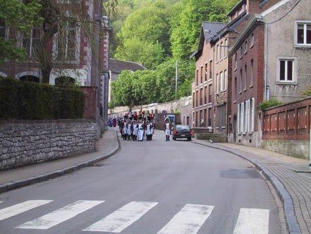 Pentecôte 2005 - Zouaves Malonne