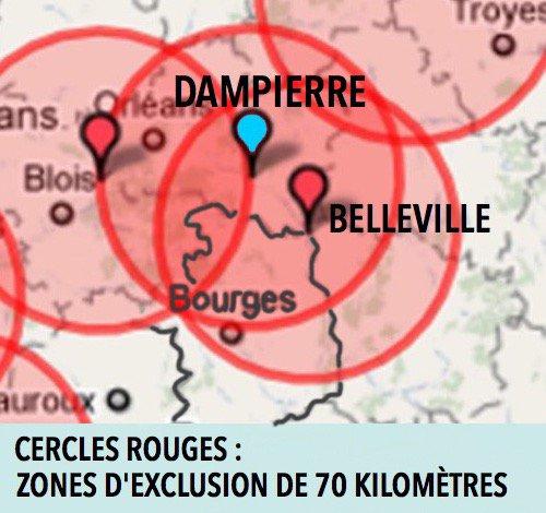 Centrale nucl?aire de Dampierre-en-Burly. Que se passe-t-il pr?s de Gien ? | gilblog | Jean-Pierre Gilbert