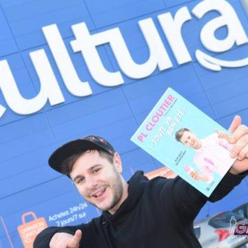 PL Cloutier au magasin Cultura Aubagne - Gay Marseille