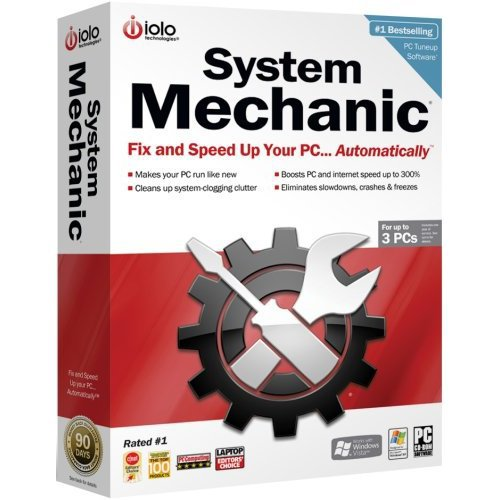 System Mechanic Professional Crack With Keygen Free