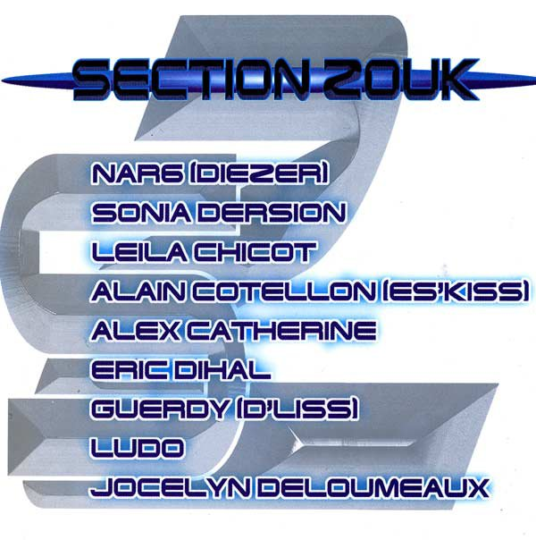 SECTION ZOUK MILLENIUM