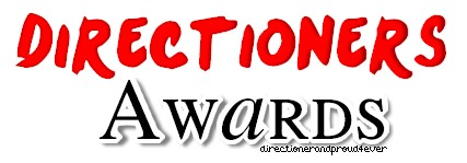 Directioners Awards. Tra la la.