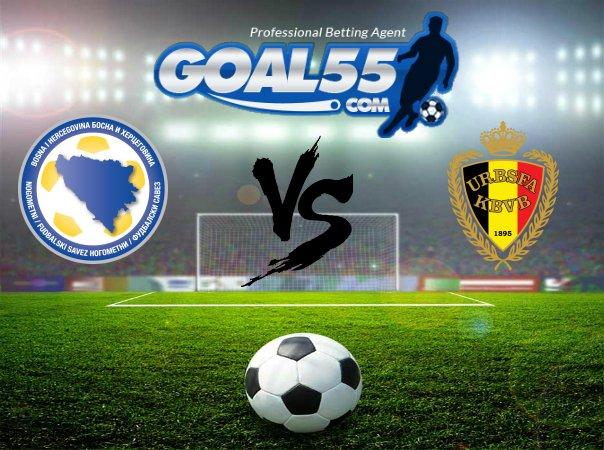 Prediksi Bosnia-Herzegovina Vs Belgium 7 Oktober 2017