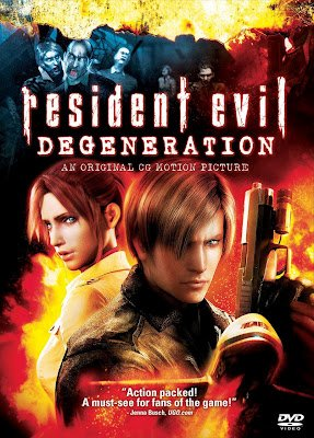 Film Resident Evil : Degeneration en Streaming VF