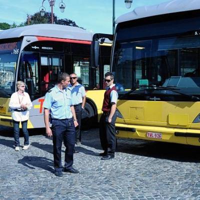 Six blessés dans un accident impliquant un bus des TEC à Landen