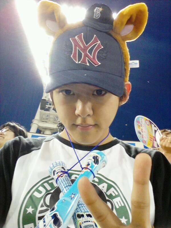 DongHo quand il était petit