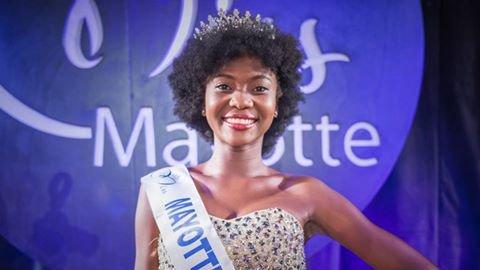 Naïma succède à Rahamatou et devient la nouvelle ambassadrice de charme de l'île aux parfums - mayotte 1ère