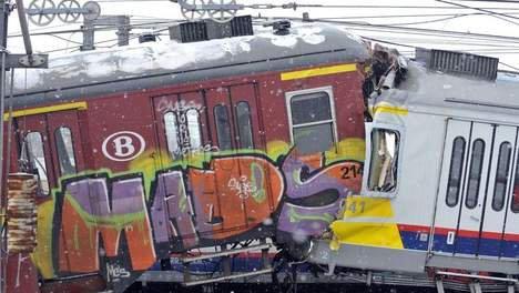 Catastrophe Buizingen: arrêt symbolique de trains le 15 février