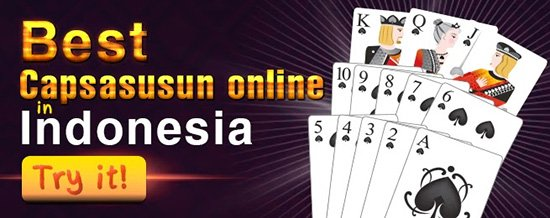 Game Online Capsa Susun Bonus Deposit