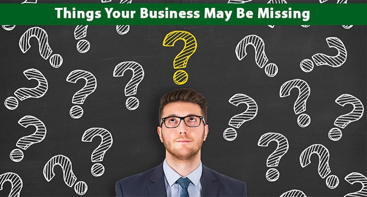 9 THINGS YOUR WEBSITE MAY BE MISSING