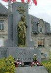 La statue du monument aux morts de Feuchy volée - Actualité Région - La Voix du Nord