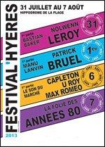 """NOLWENN LEROY """"O TOUR DE L EAU"""" + BASTIAN BAKER - HIPPODROME DE LA PLAGE à HYERES - Variété et chanson françaises"""