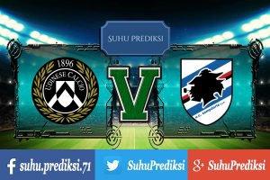 Prediksi Bola Udinese Vs Sampdoria 30 September 2017
