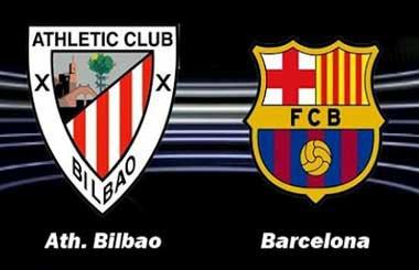 مشاهدة مباراة برشلونة واتلتيك بلباو السبت 1/12/2012 بث مباشر