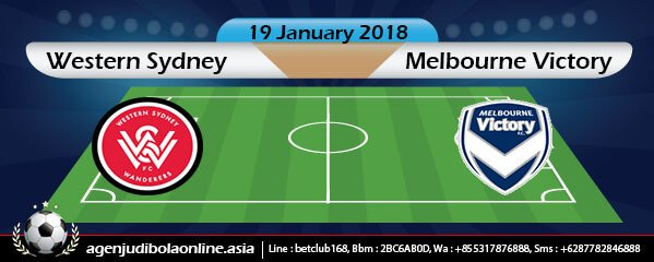 Prediksi Western Sydney Wanderers Vs Melbourne Victory 19 January 2018