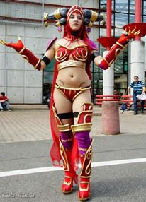 Pixidol concours : cosplay du weekend