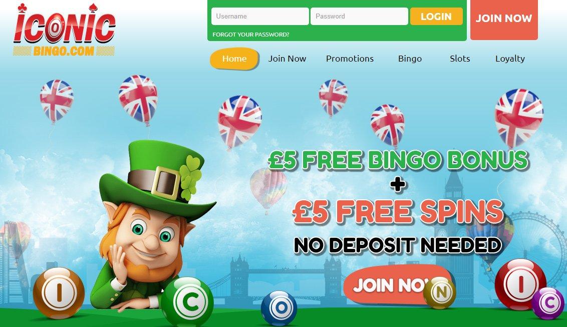 Iconic Bingo is One of the promising new bingo sites UK