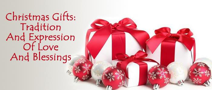Tradition Love And Blessings With Christmas Gifts
