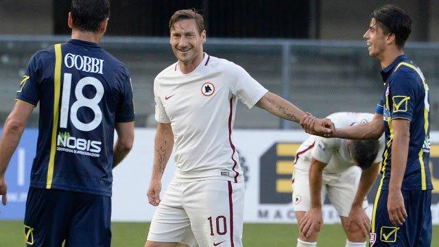 Chievo 3-5 AS Roma | Berita Olahraga Terkini