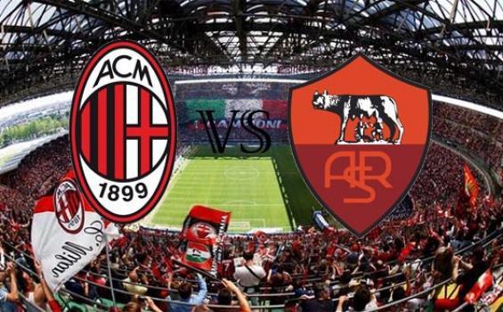 Prediksi AC Milan vs AS Roma 8 Mei 2017