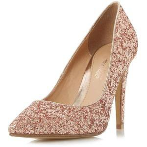 Rose Gold Heels US