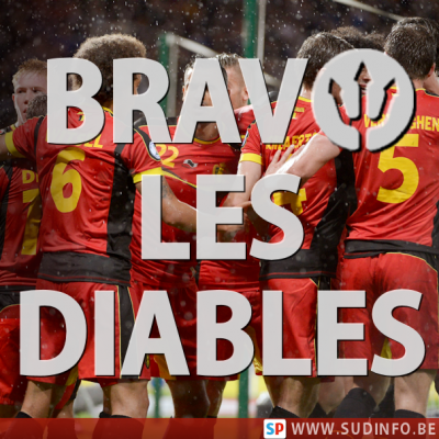 Bravo les gars, bien joué !victoire des Diables rouges en Ecosse (0-2) - Nandrin