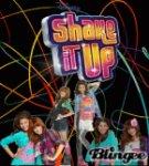 Shake it up Rocky & Cece wallpaper