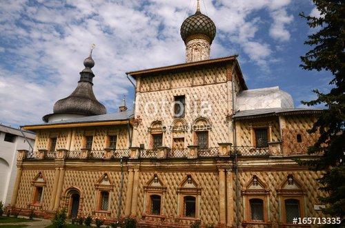 """""""Kremlin de Rostov-le-Grand (Russie)"""" photo libre de droits sur la banque d'images Fotolia.com - Image 165713335"""